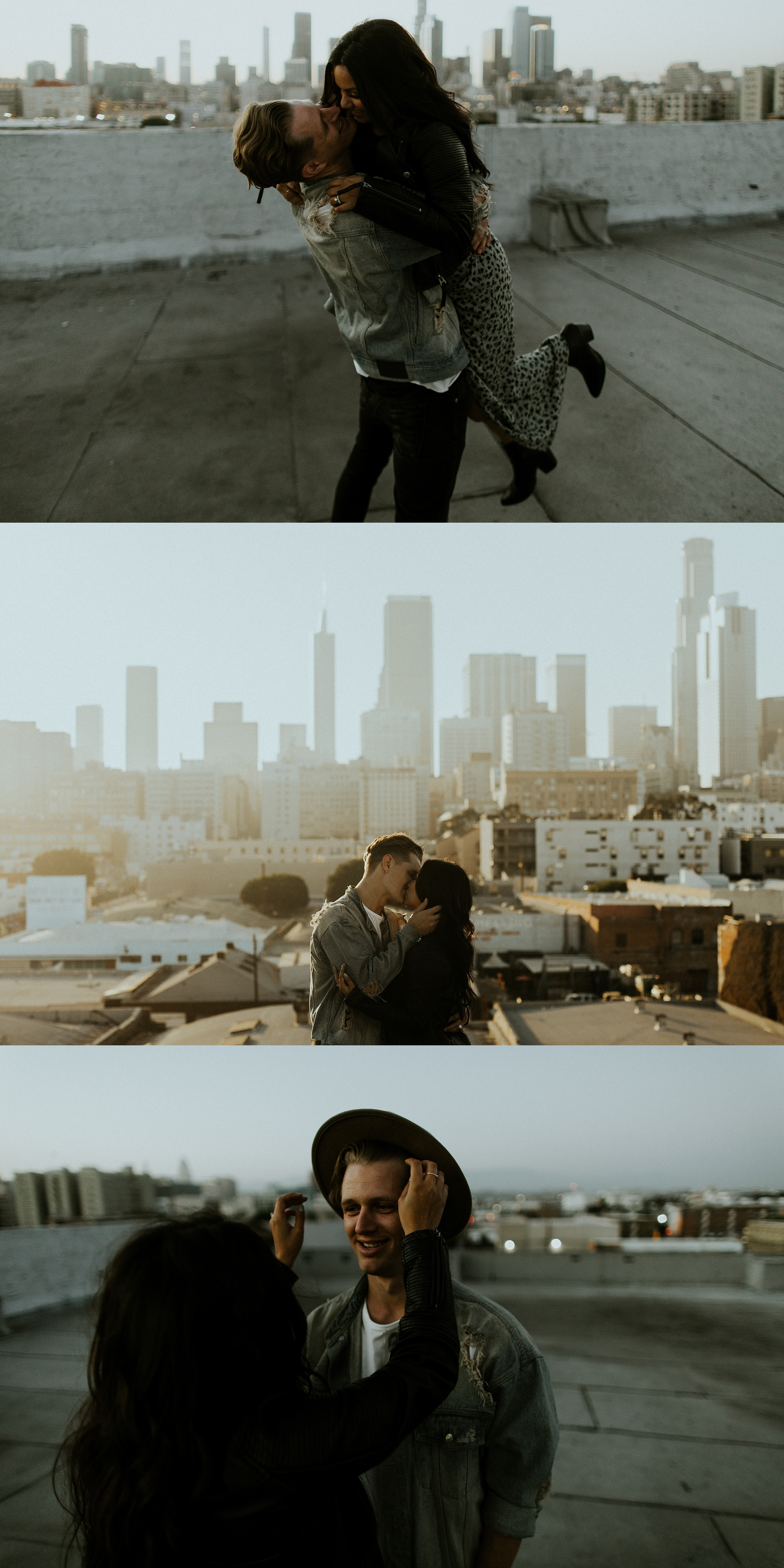DTLA Rooftop Engagement Session by Trin Jensen Photography  - Los Angeles Wedding Photographer_0044.jpg