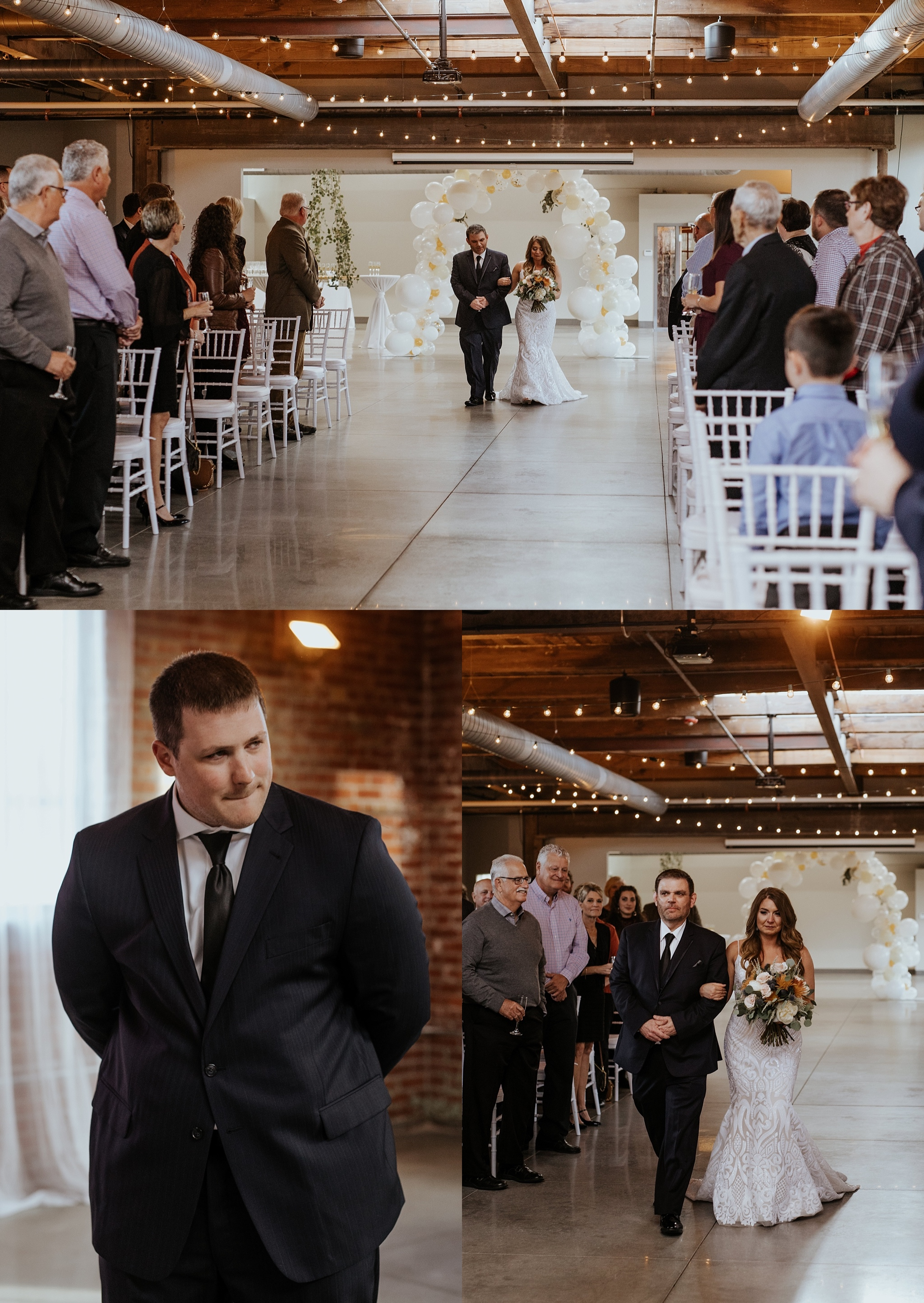 The Omar Arts and Events Center Wedding in Midtown Omaha Nebraska  - Trin Jensen Photography_0026.jpg