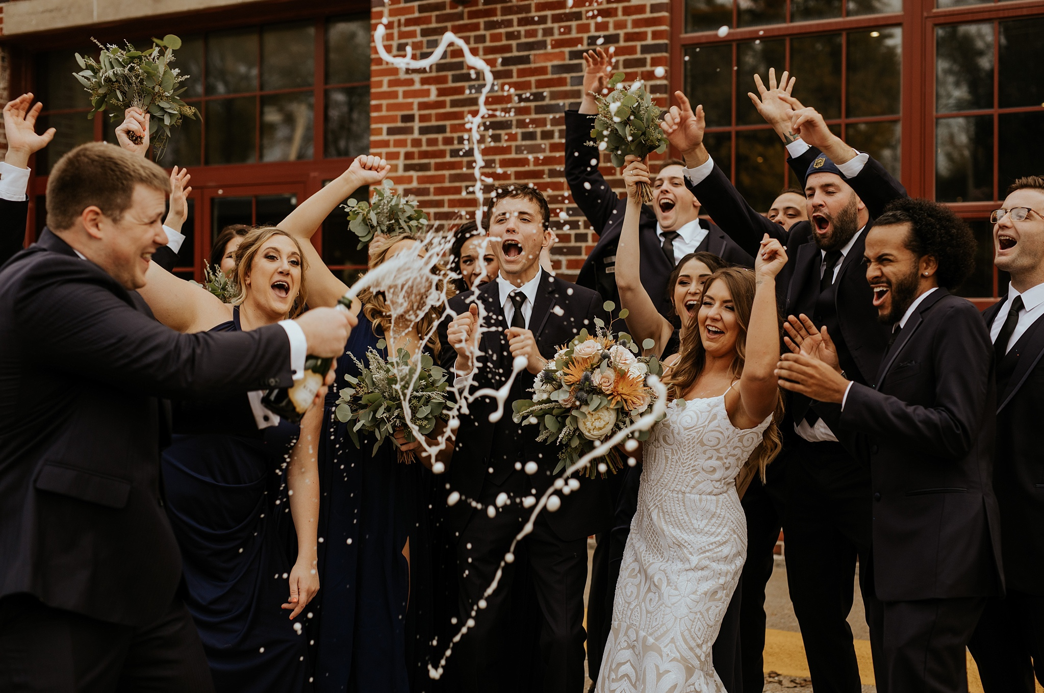 The Omar Arts and Events Center Wedding in Midtown Omaha Nebraska  - Trin Jensen Photography_0031.jpg