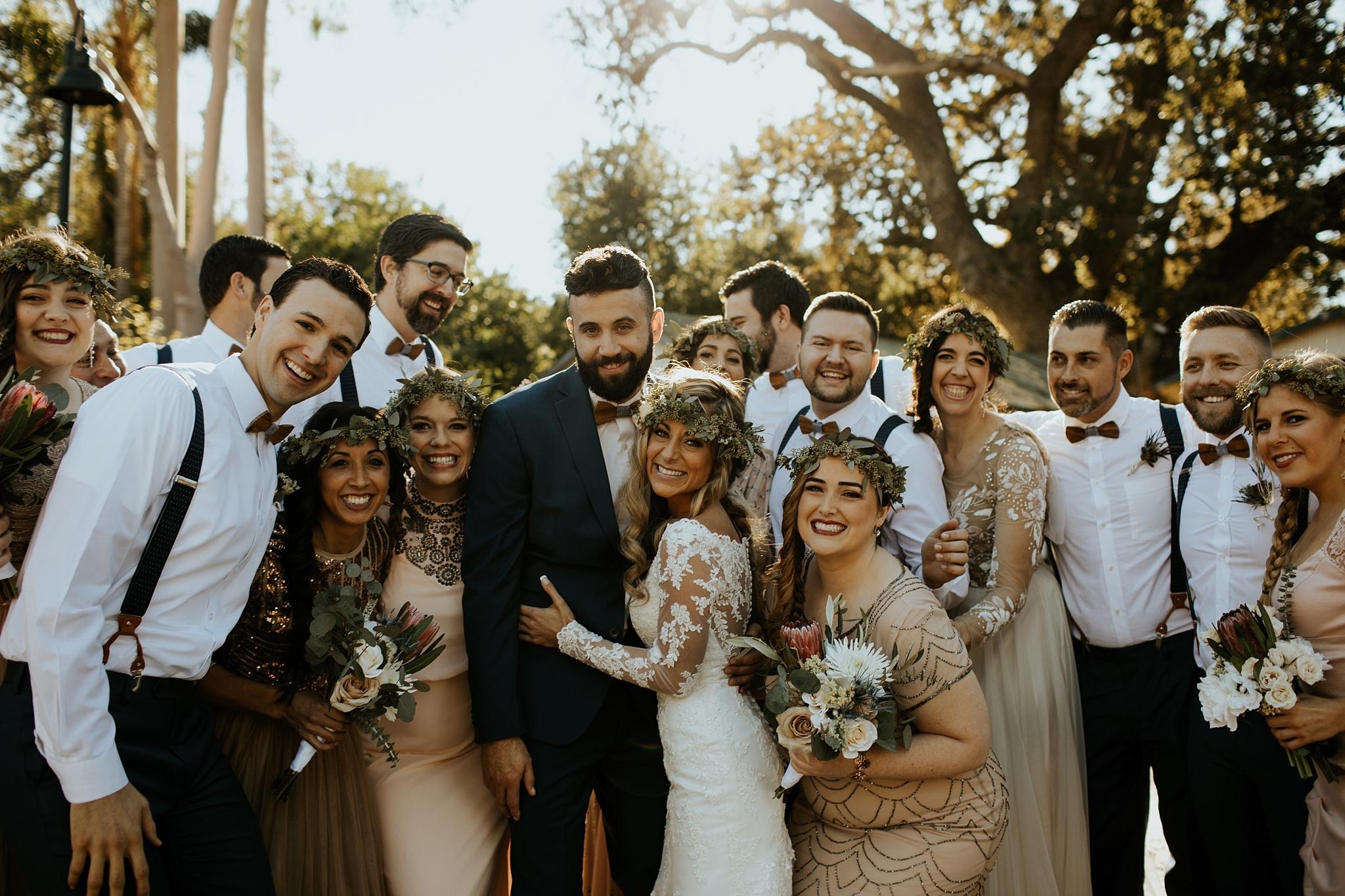 Bohemian Orcutt Ranch Wedding in Los Angeles California  - Los Angeles Californai Wedding Photographer_0023.jpg