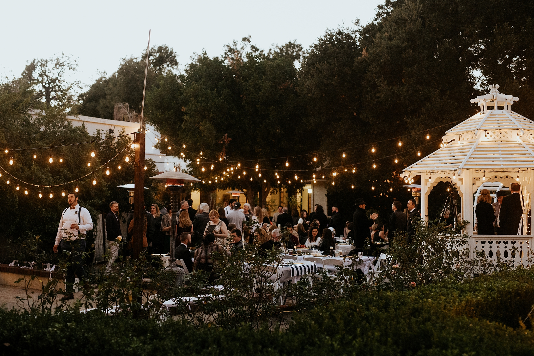 Orcutt Ranch Wedding.Outdoor Bohemian Wedding At Orcutt Ranch In Los Angeles California