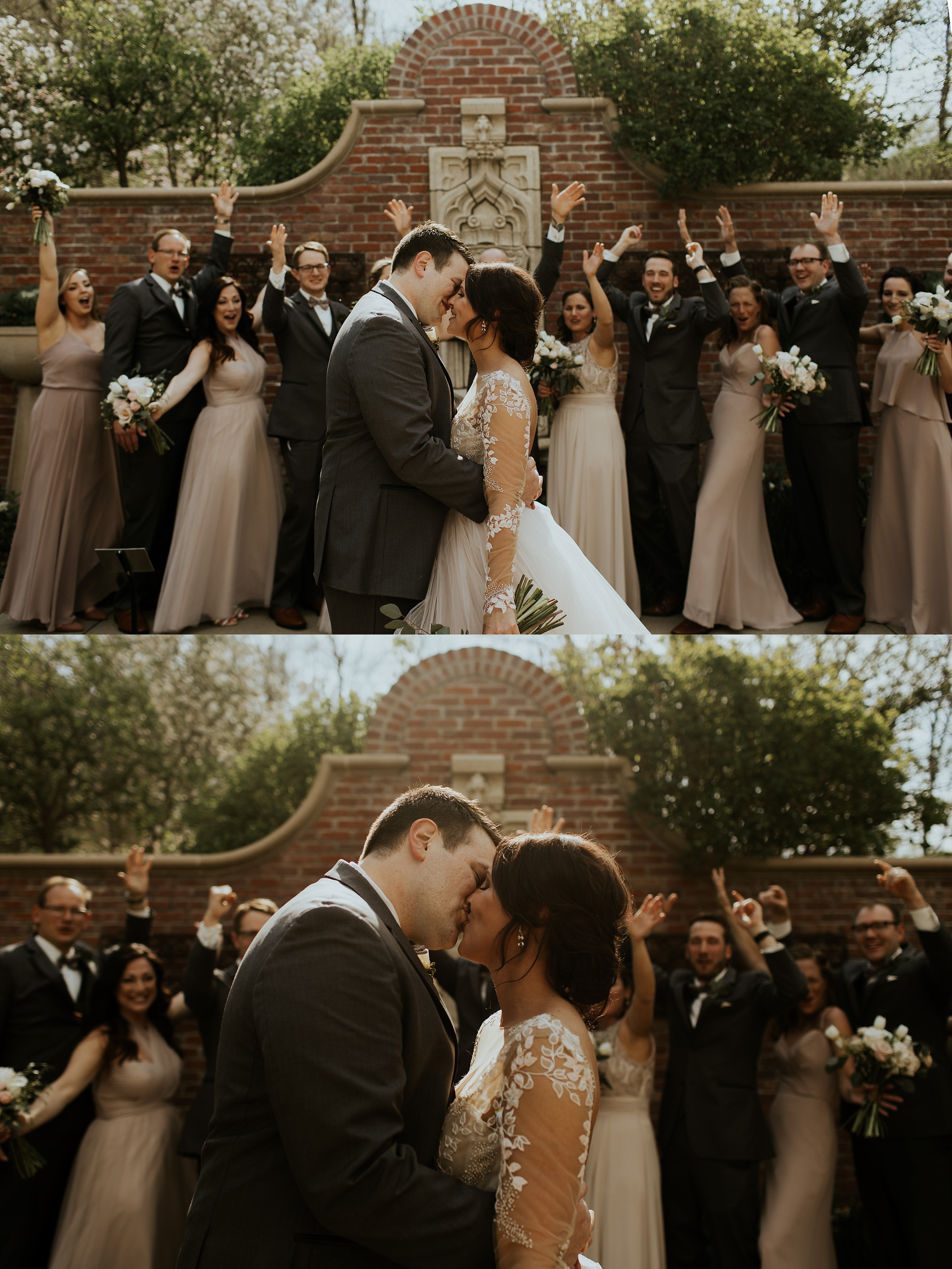 Romantic Lauritzen Gardens Omaha Wedding  - Trin Jensen Photography_0017.jpg