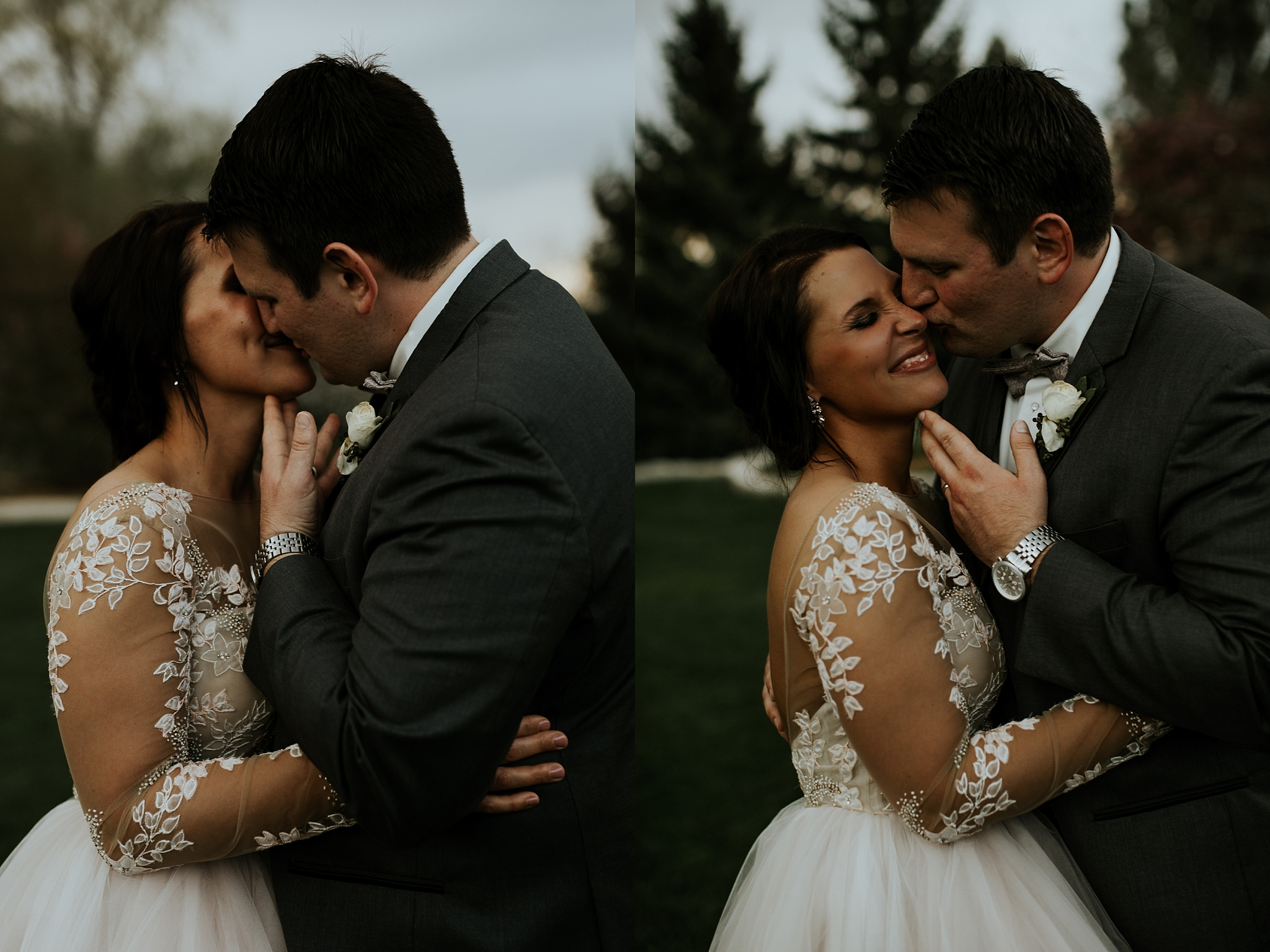 Romantic Lauritzen Gardens Omaha Wedding  - Trin Jensen Photography_0023.jpg