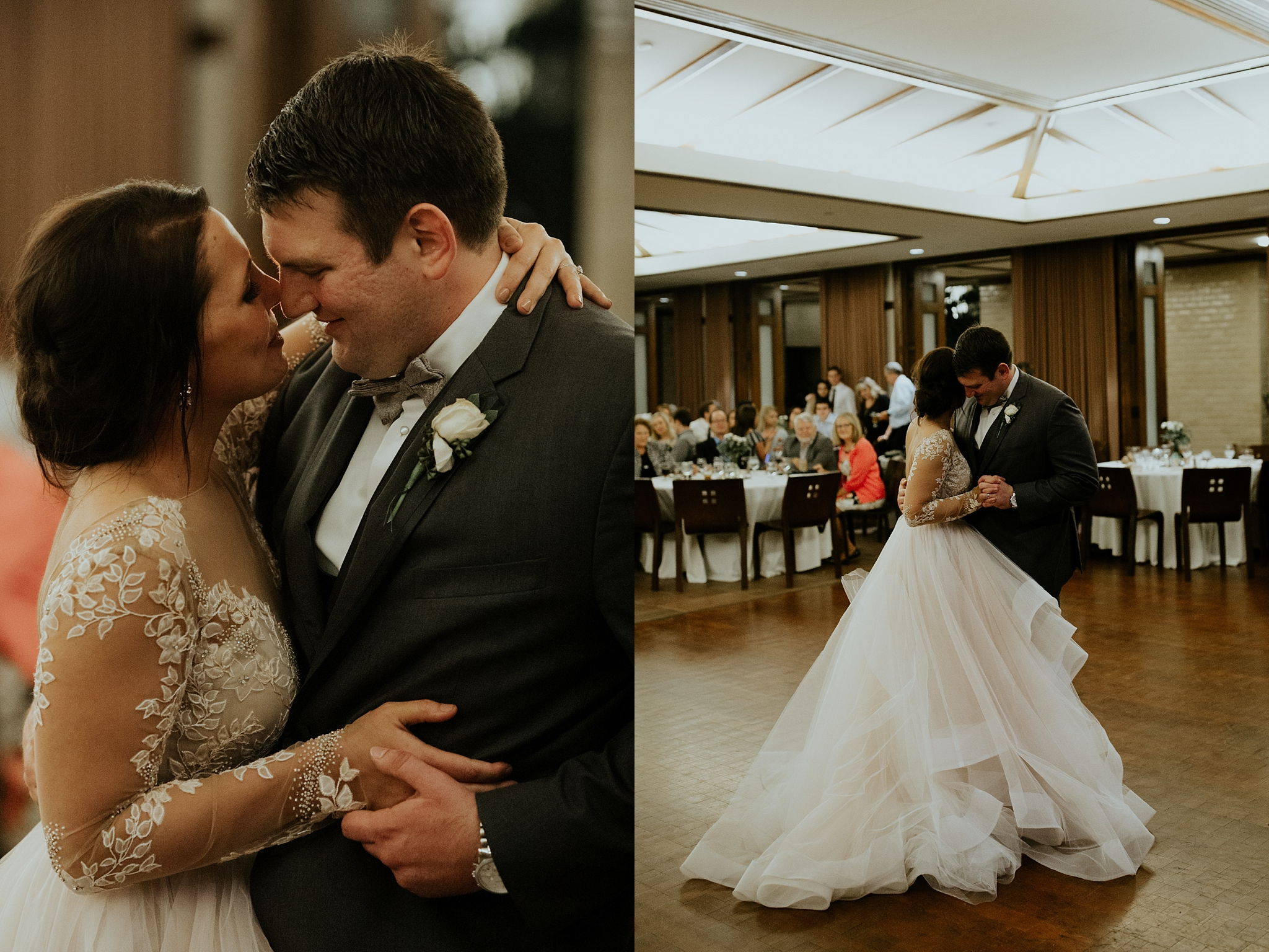 Romantic Lauritzen Gardens Omaha Wedding  - Trin Jensen Photography_0030.jpg