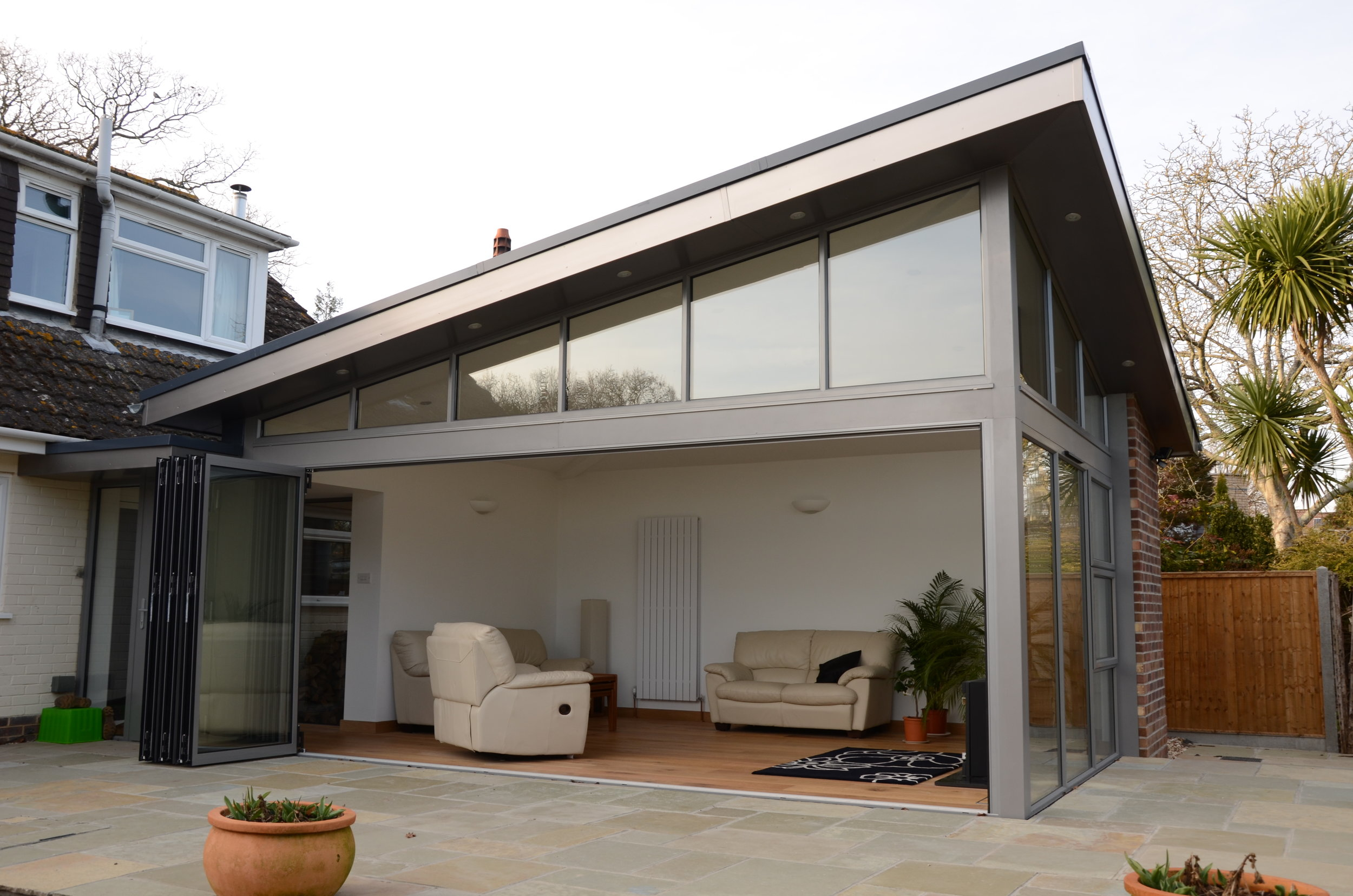 House Extension, garden room