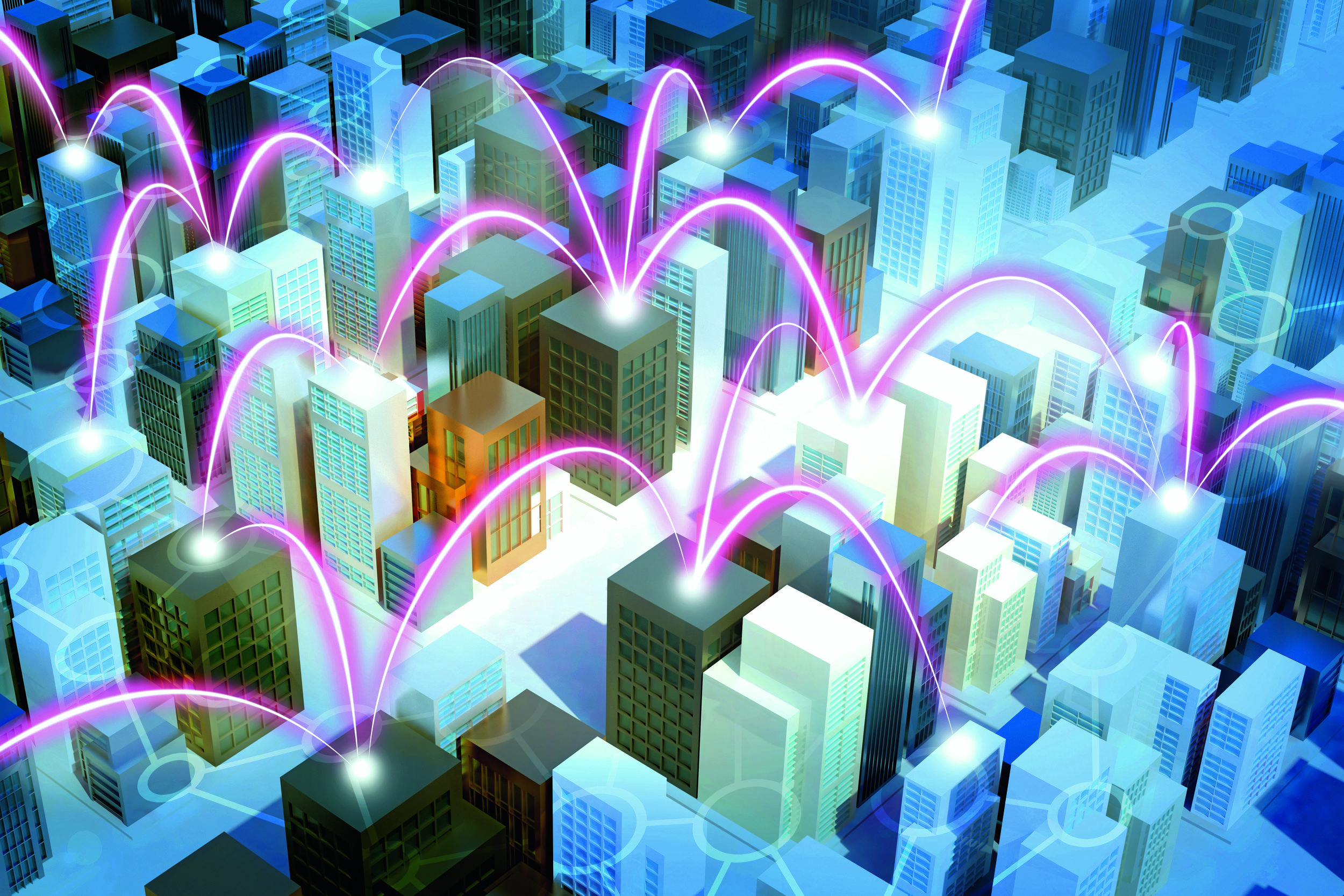 Today, 54% of the world's population lives in urban areas, a pro- portion that is expected to increase to 66% by 2050. Mobile com- munications will be an essential component to delivering on smart city promises. To enable smart cities to thrive and host successful businesses in the digital era, their technological infrastructure must be capable of managing the increased demand on network usage. Therefore it will be a future focal point of P3 communica- tions to determine whether cities become truly smart by taking an even closer look at their advances in connectivity.