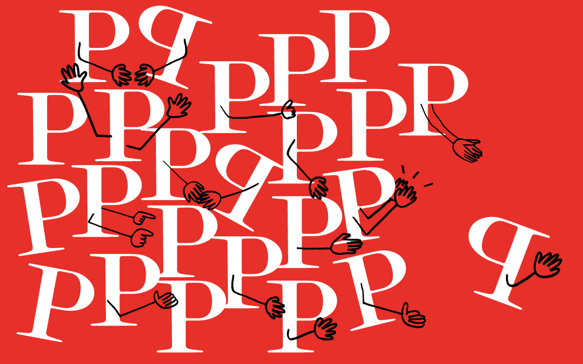 Visual for  this  article up on Eye on Design about Pentagram welcoming Georgia Lupi as their 24th partner