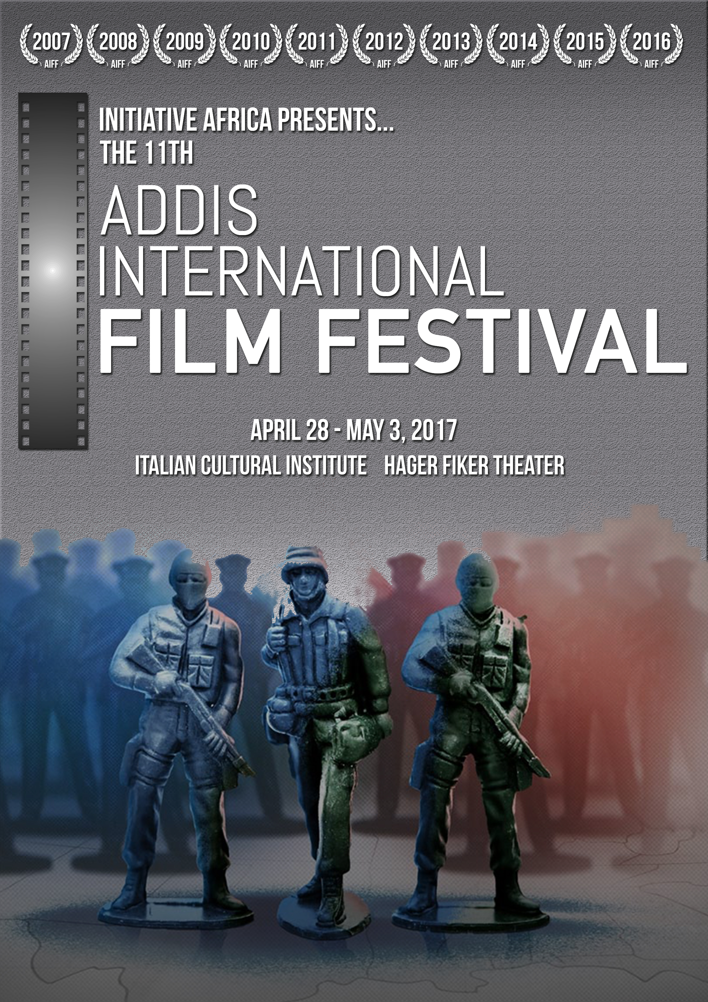AIFF 2017 Official Poster