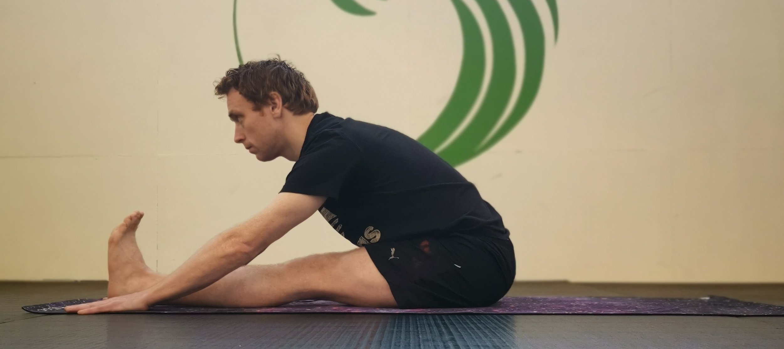 With Inhale Spinal Extension
