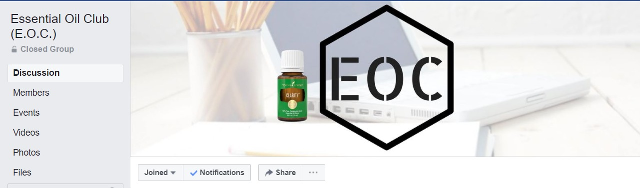 The Essential Oil Club  aka The E.O.C. was created by Dr.Jim Bob Haggerton a Diamond Leader and Chiropractor not on our team but with a giant servant heart. He wants to share his oil knowledge along with his knowledge how the human body works with oils with all of us...FO FREE! You will love him and he will blow your mind with the crazy knowledge he drops!