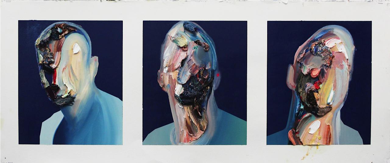 Ryan Hewett, Moldered Self Portraits, 2016.jpg