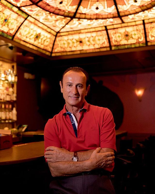 For 29 years, Nino Pernetti of @caffeabbraccimia has rejected pageantry in favor of something that's become increasingly lost: intimacy. Follow link in bio to #readmore #caffeabbracci #ninopernetti #citygazettes #coralgables