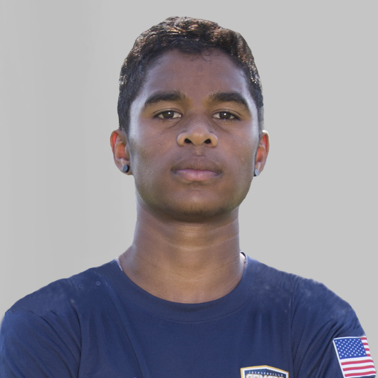 Chaim Rosarie - Chaim was overlooked by the US soccer system and was attending a Junior college when Soccer Smart USA identified his talent. At only 19, Chaim was offered a two year professional contract in the Segunda B division in Spain (3rd tier). Overlooked by the US system because he was considered