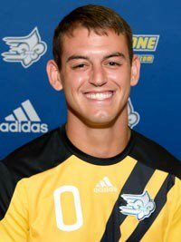 Jacob Boyle - You may never truly find a harder working goal keeper than the optimistic Jacob Boyle! What a story he is! Jacob came to us with little video but was given a chance to pursue his ambitions in our Spanish Academy. After he impressed Soccer Smart USA staff, Jacob Boyle was sent to play in the third tier overseas! His hard work and ambition paid off as the team offered an amazing opportunity and contract. Jacob is now loved by his club and finds himself fighting for promotion!