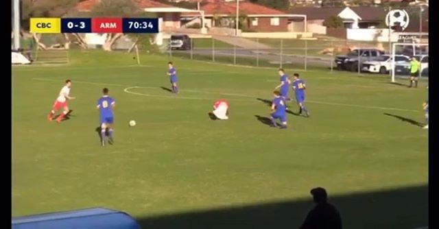 BIG hat trick 🎩 from #smartplayer @urielmacias19 as he bags 3️⃣ ⚽️🥅 in the NPL! 🚲 for the first one and composure on the second 2!! 👀check out the goals!  #playabroad #hattrickhero #golazo  #npl #usl #usl1 #usl2 #nisa #nisasoccer #mls #npsl #npslfounders @coloradosprings_switchbacks