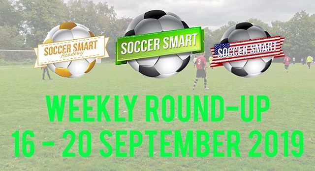 Have you 👀 at our #weeklyroundups?! Check out what our players and Soccer Smart is up to every Friday by checking out our blog! Maybe you have the talent to #PlayAbroad  https://www.soccersmartusa.com/blog