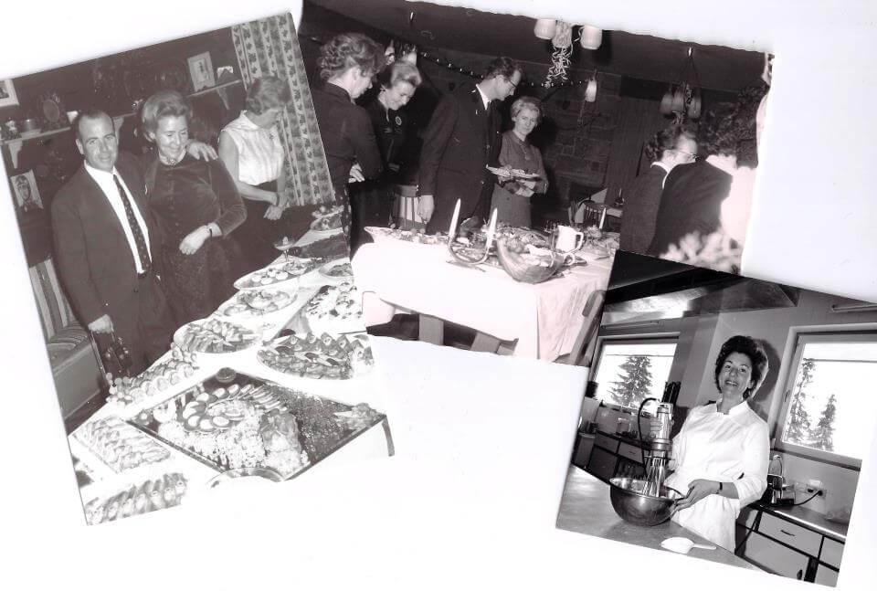 Martha Zaubek war gelernte Köchin und Lebzelterin. Die Liebe zum Kochen hat auch ihre Schwiegertochter Inge Zaubek mitgebracht und so wurde bei uns schon immer Bestes aufgetischt