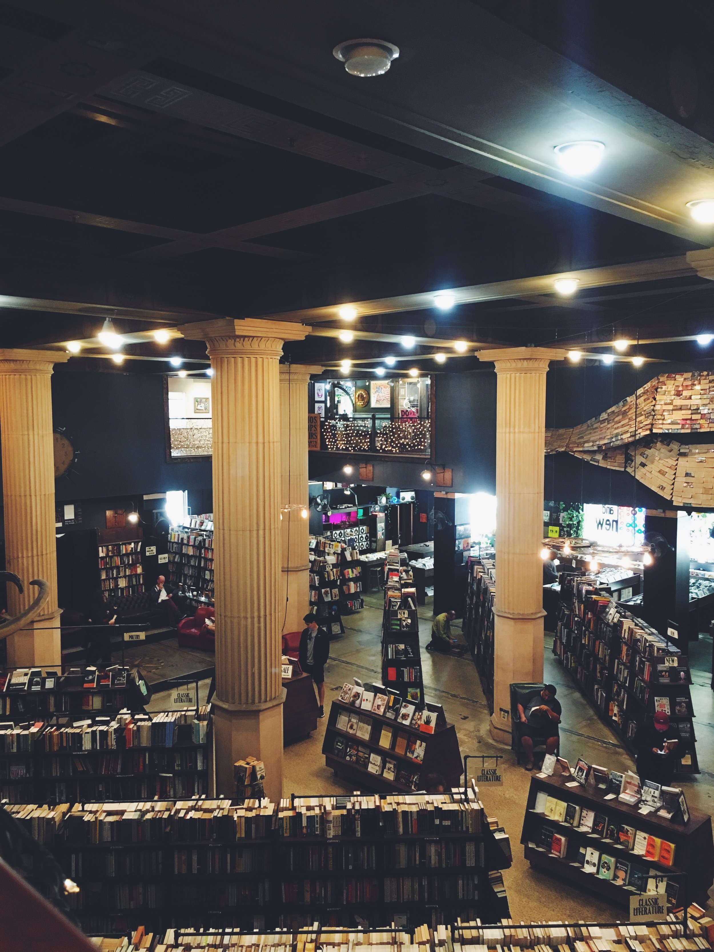 Downtown The Last Bookstore.JPG