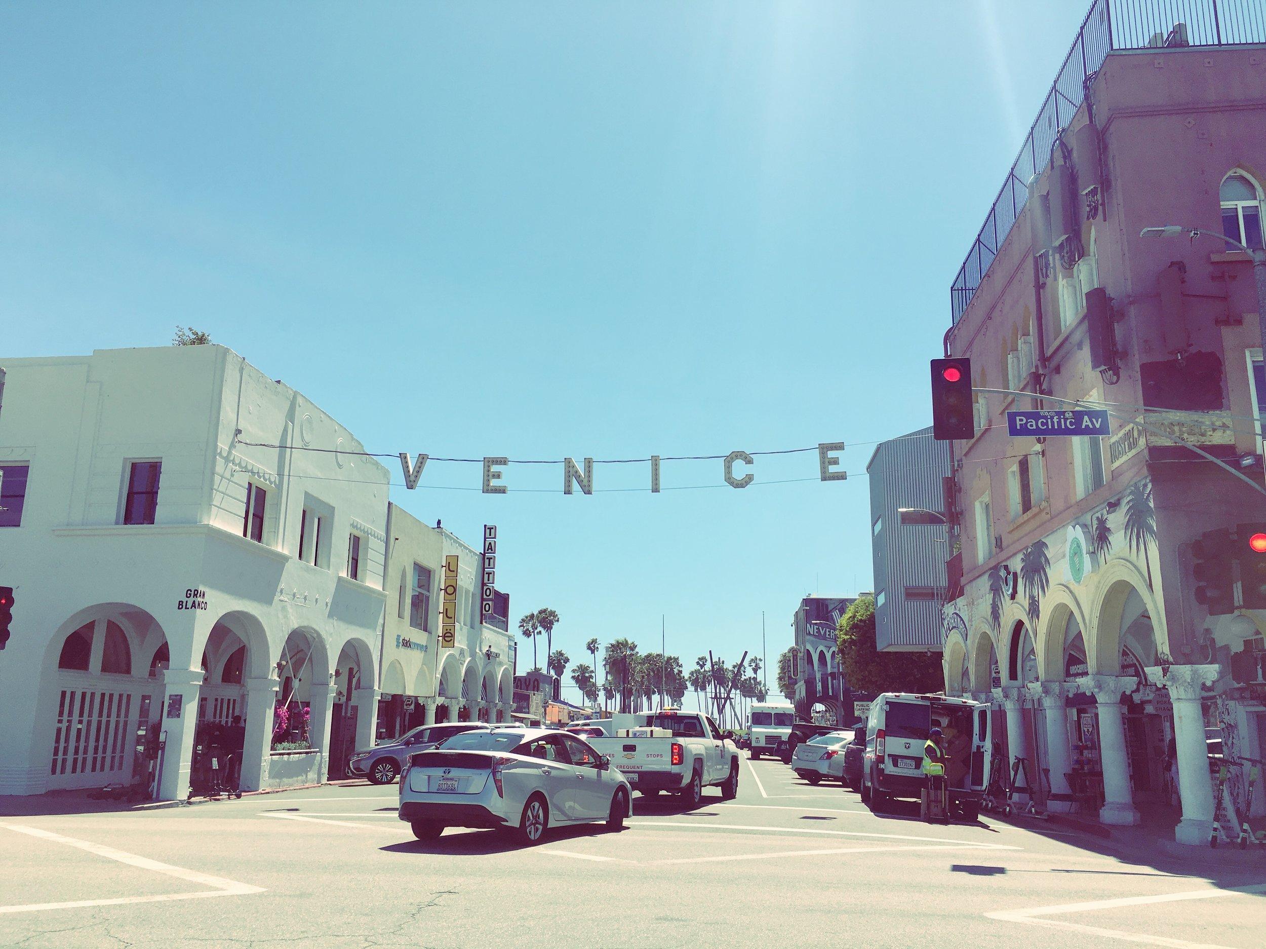 Venice Beach Iconic Sign.JPG