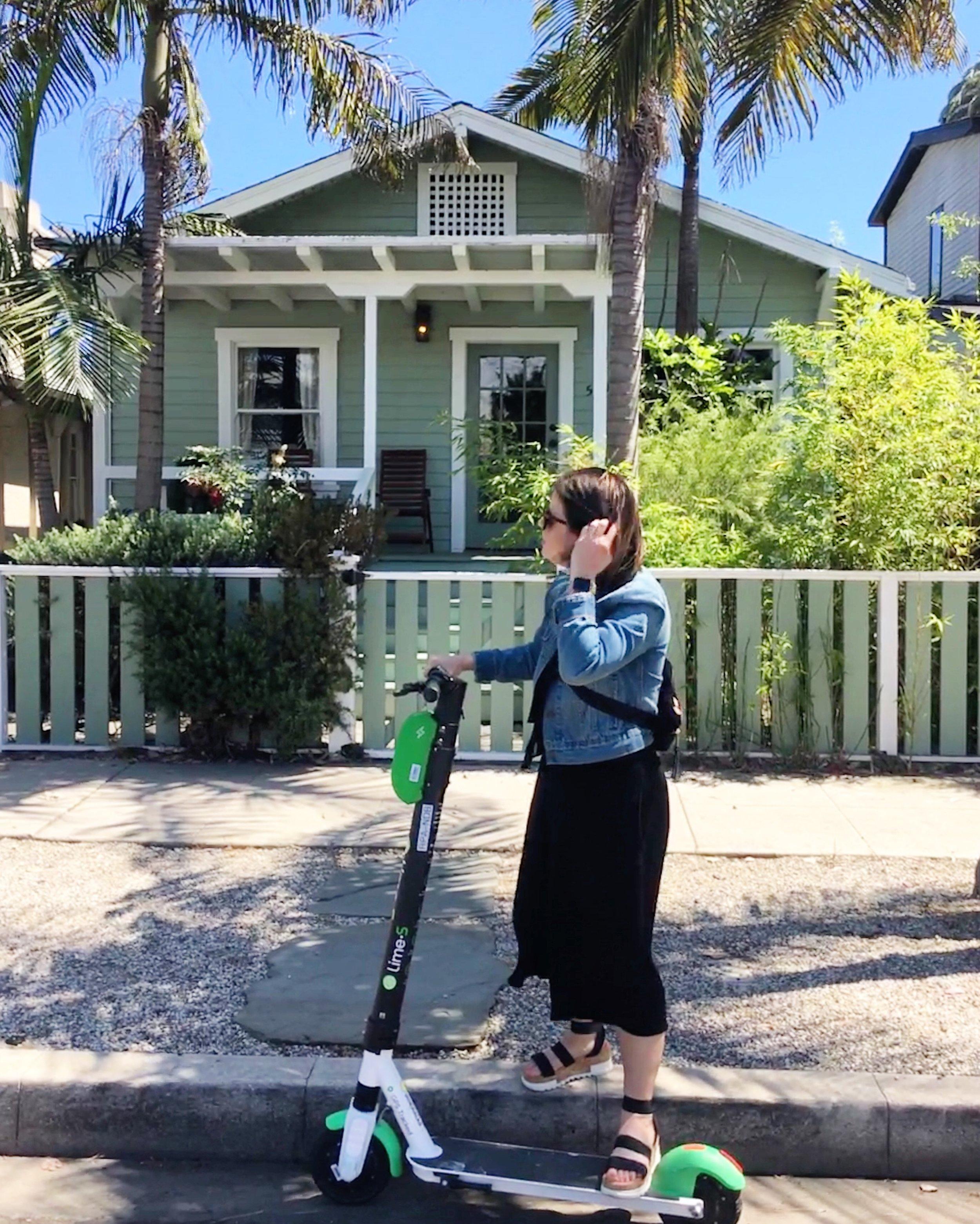 Venice Beach Scoot.JPG