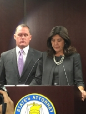 Cook County State's Attorney Anita Alvarez Announcing the Release of Alstory Simon From Prison