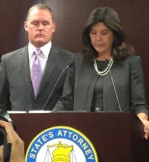 Cook County State's Attorney Anita Alvarez Announcing the Release of Alstory Simon in 2014