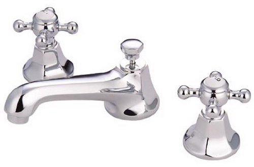 Kingston Brass KS4461BX Metropolitan Widespread Faucet