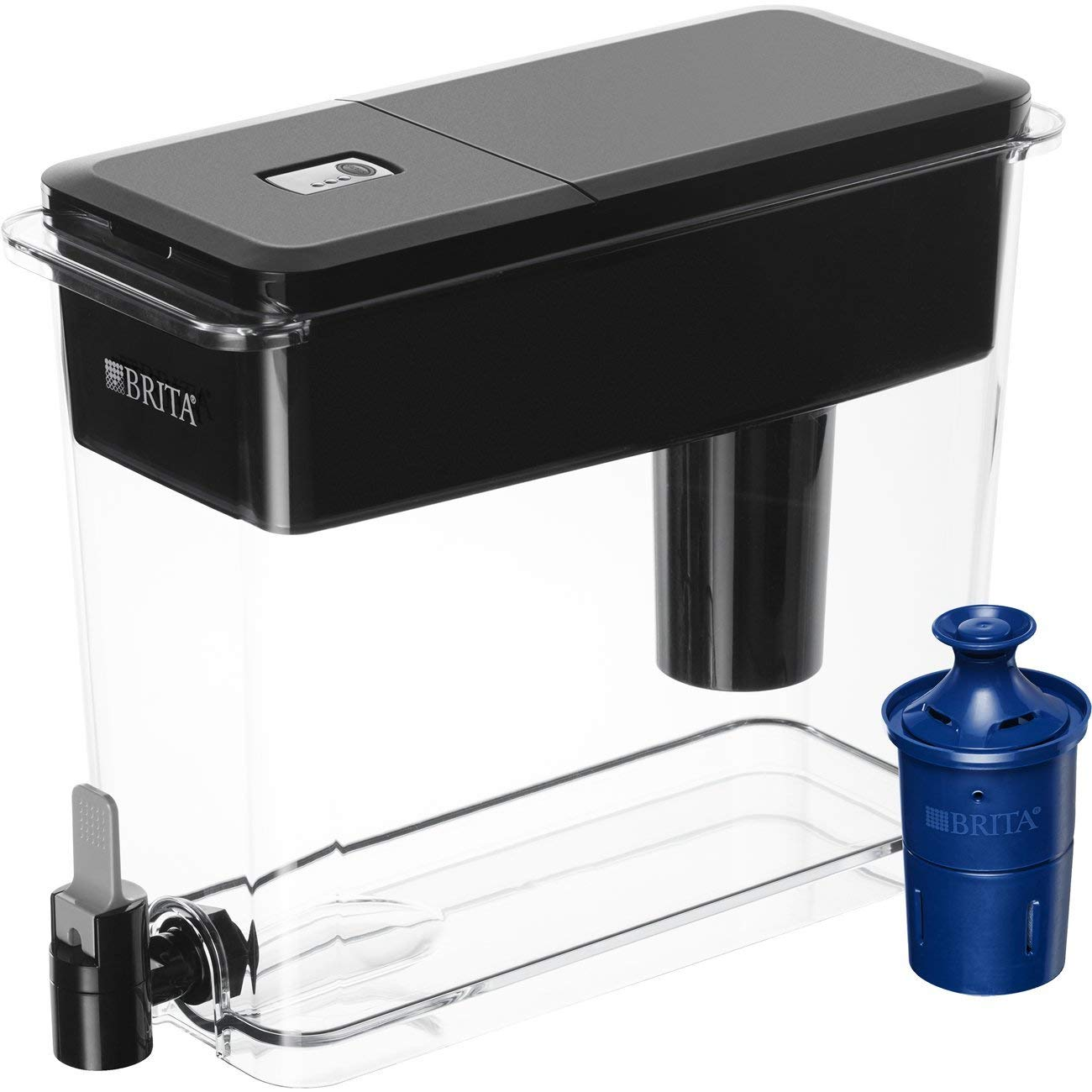 Brita filter and dispenser $37.00
