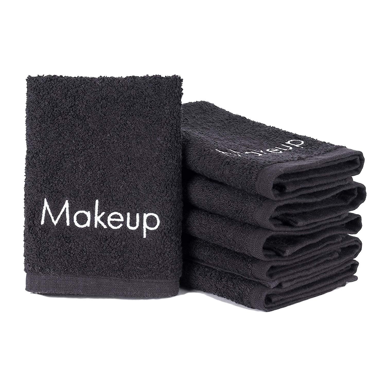 Black Makeup Clothes (6 pack) $18.99
