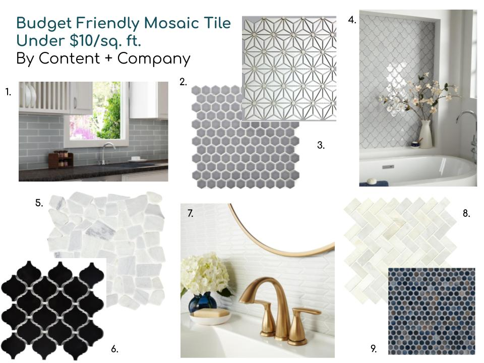 Budget Friendly Tile Under $10 Per Square Foot.jpg