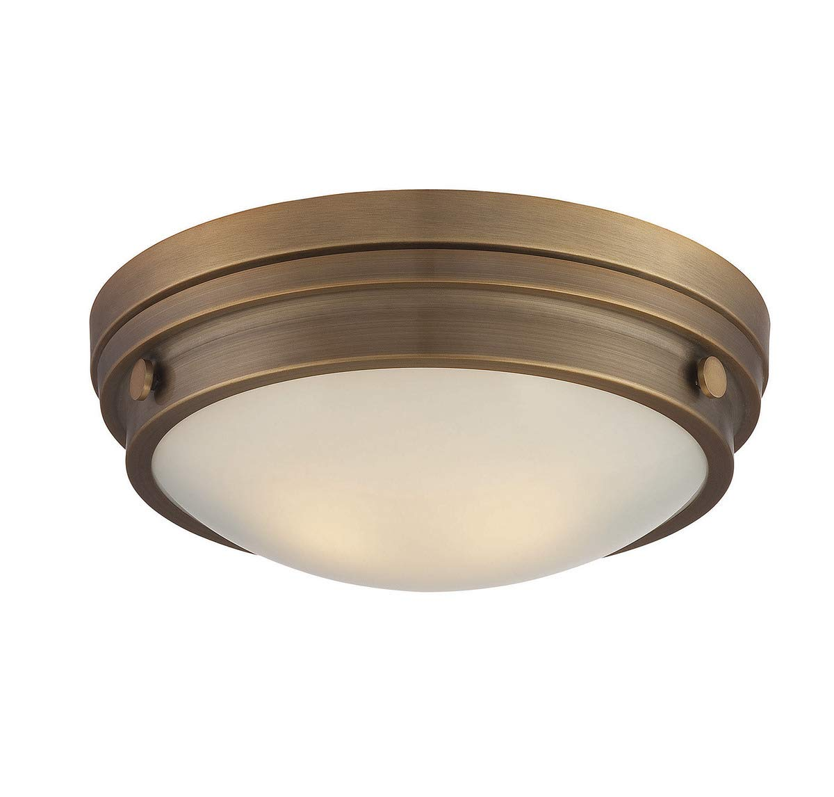 Savoy House Two Light Flush Mount