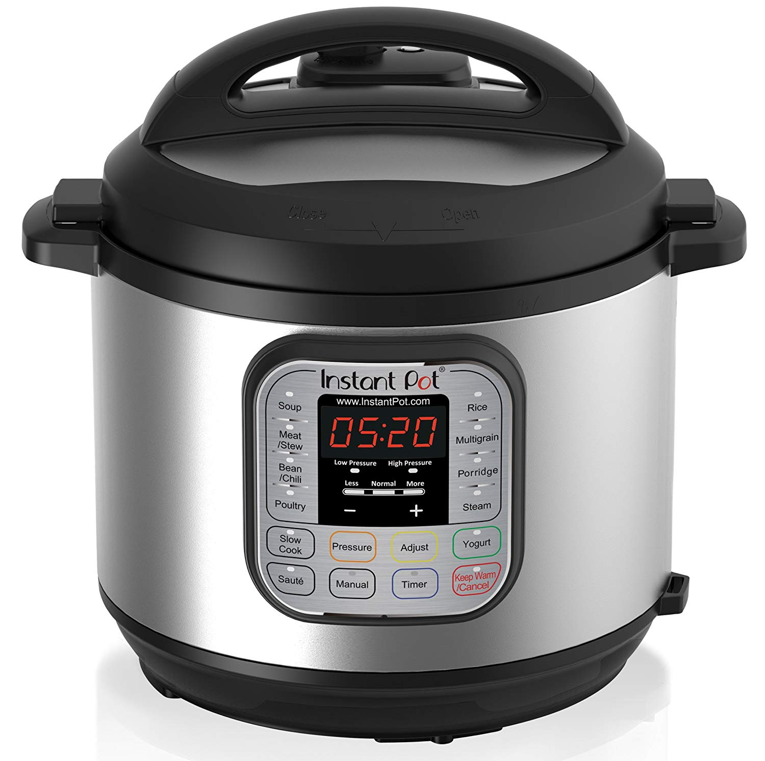 Instant Pot DUO Plus 60, 6 Qt 9-in-1 -