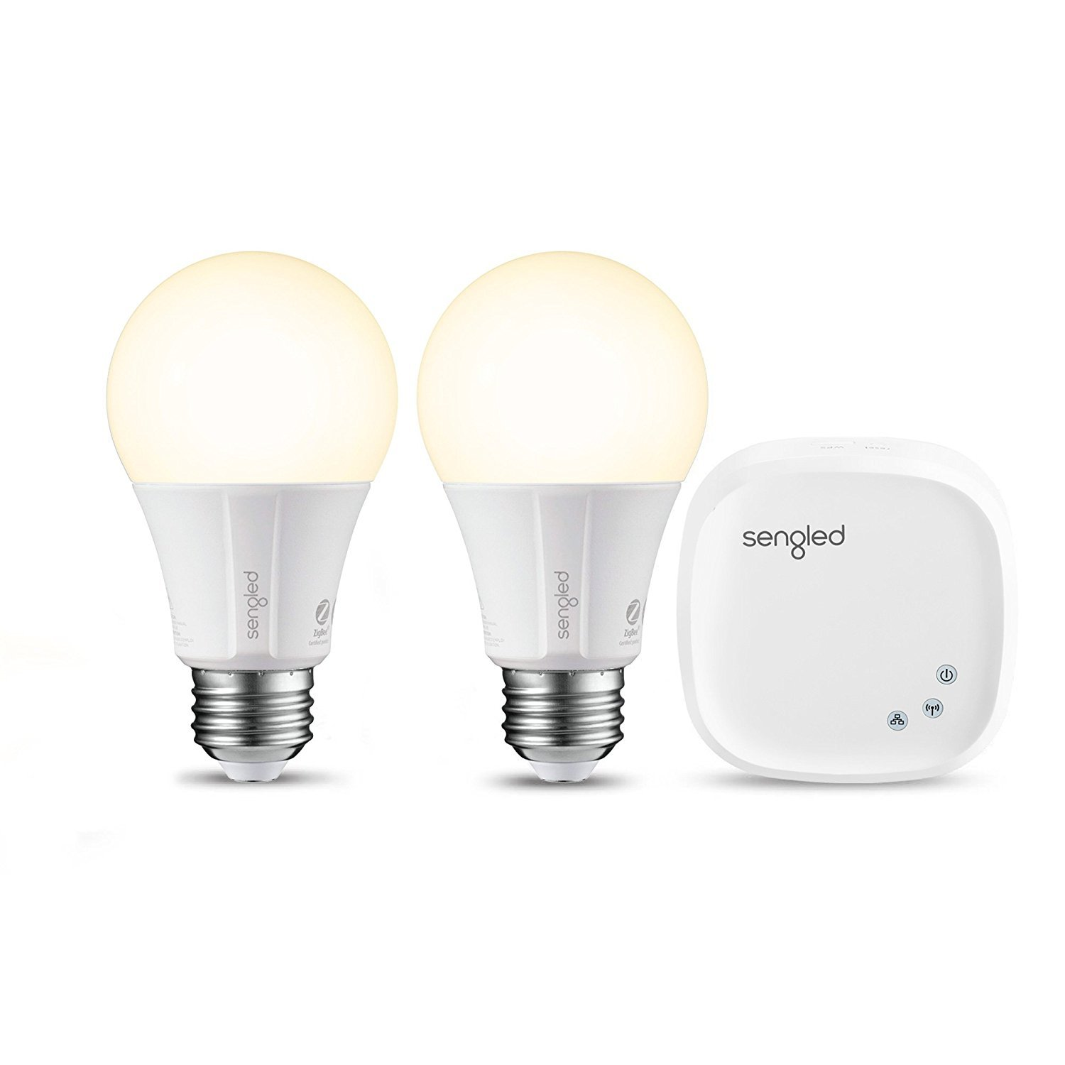 Sengled Smart LED Soft White A19 Starter Kit -