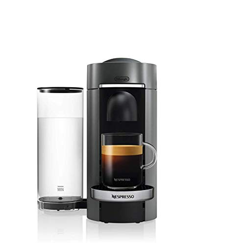 Nespresso VertuoPlus Deluxe Coffee and Espresso Maker -