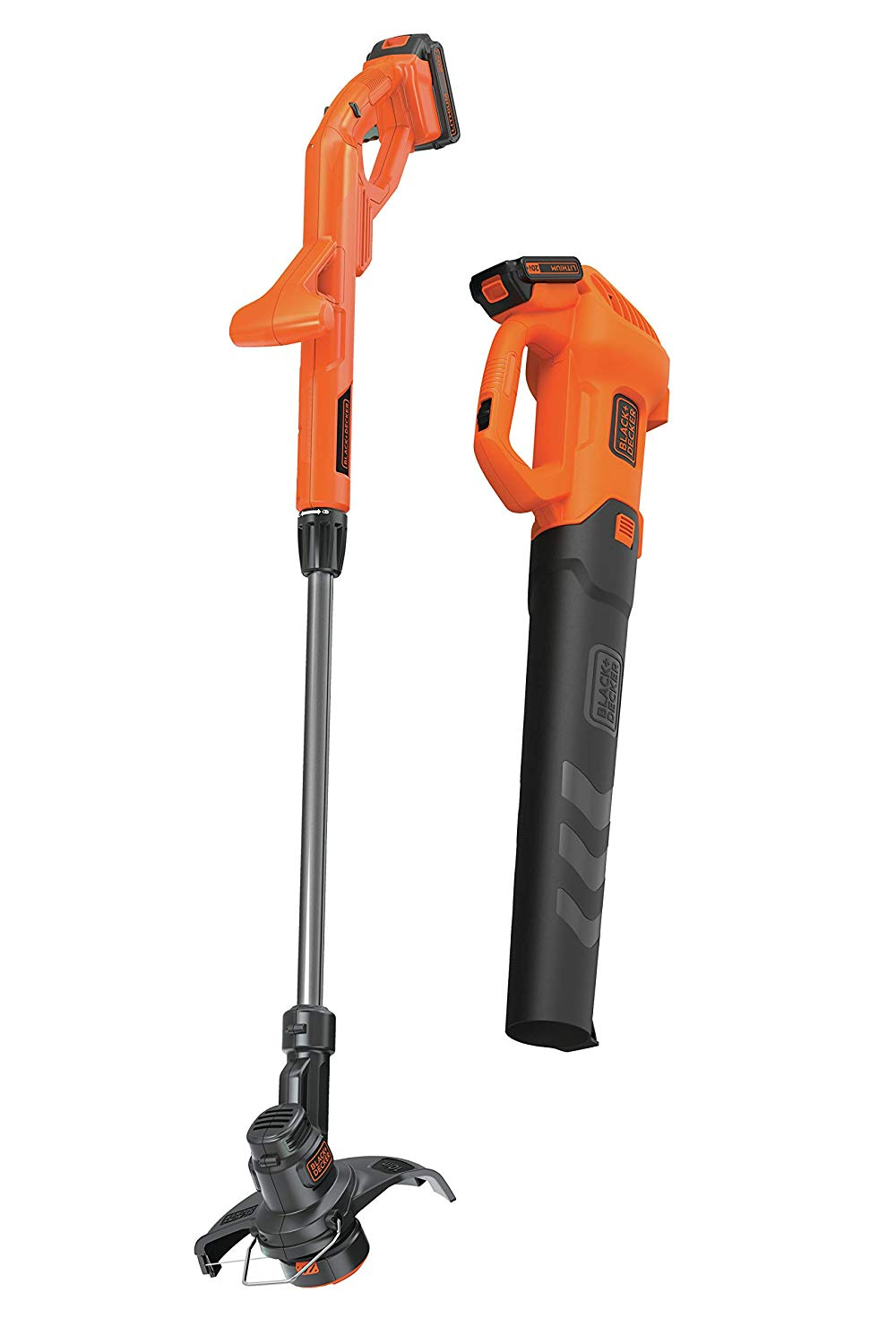 Black & Decker Leaf Blower and Trimmer Combo -
