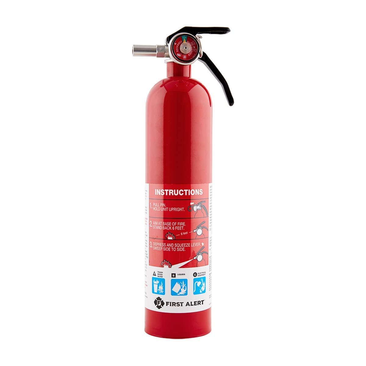 Home Fire Extinguisher -
