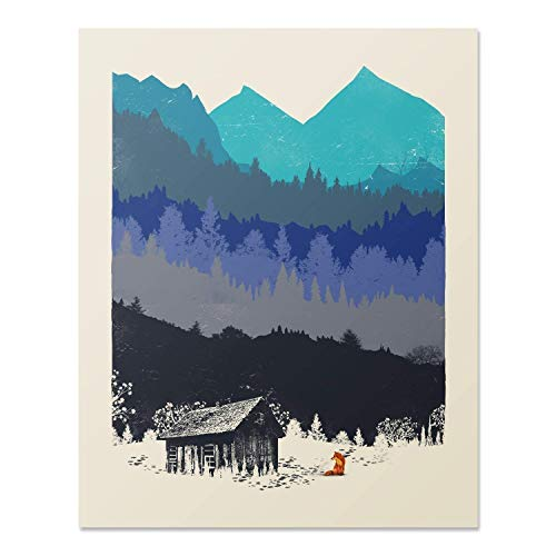 Wilderness Art Print -
