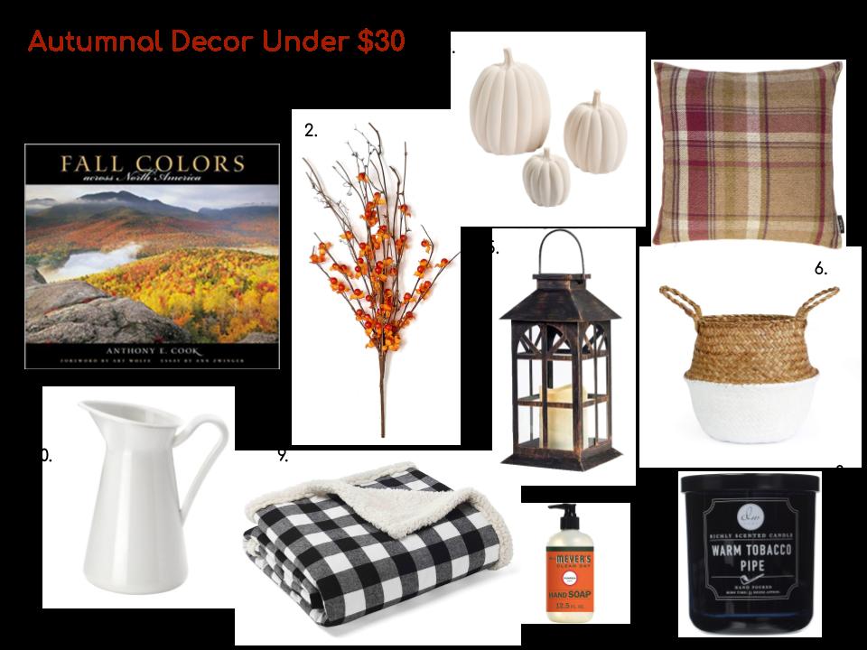 Autumnal Decor Under $30.png