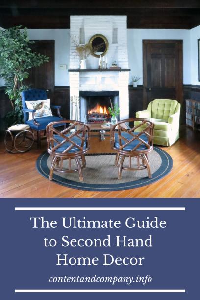 Second Hand Home Decor