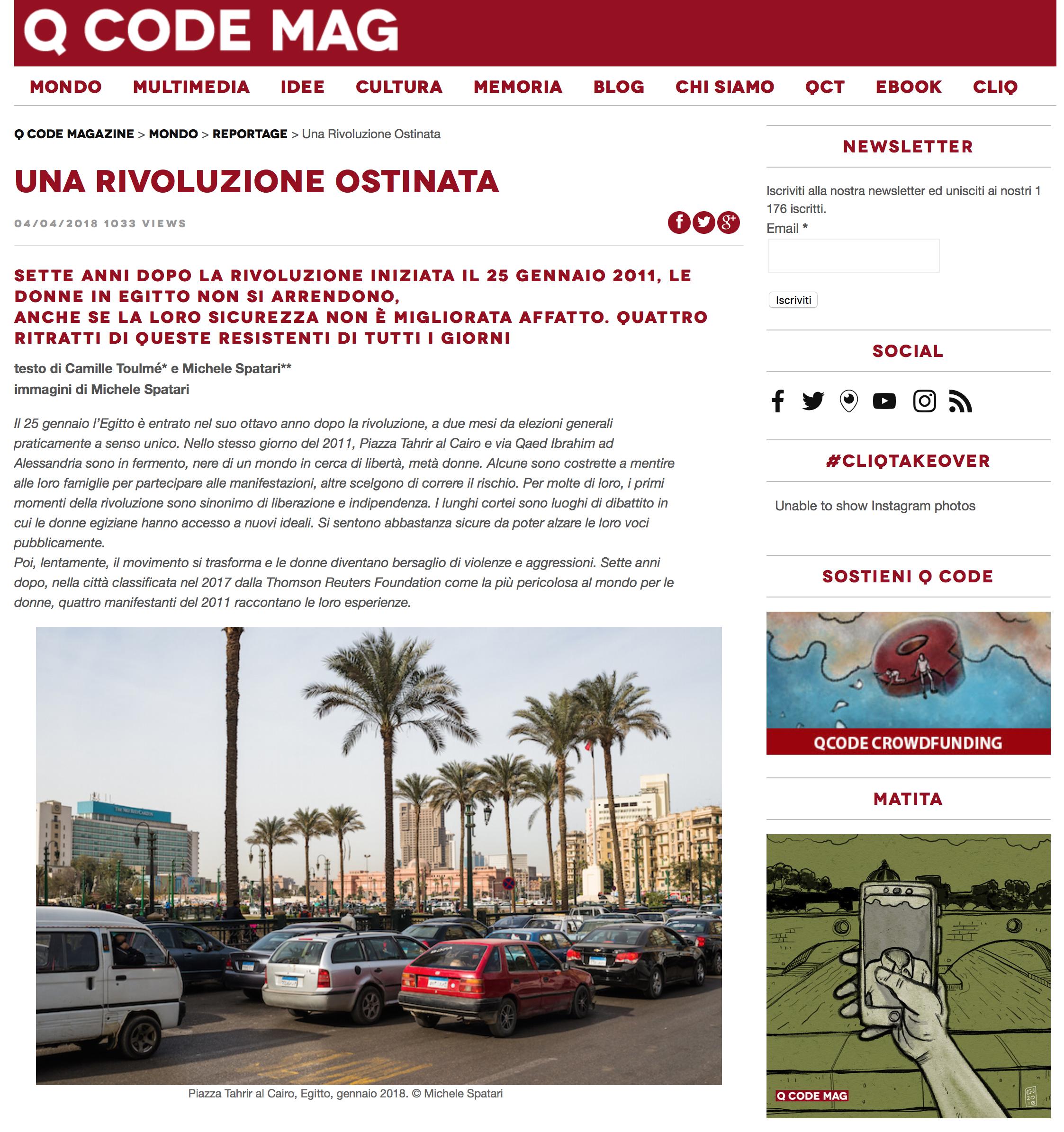 Q Code Magazine - 04/04/2018