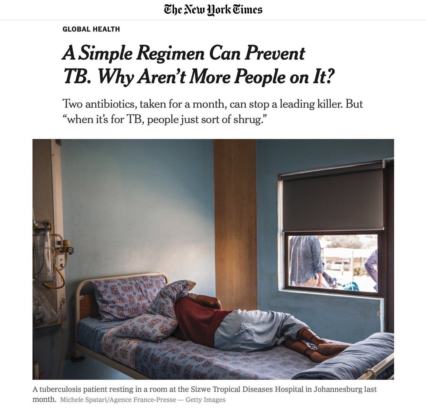 The New York Times - 23/09/2019