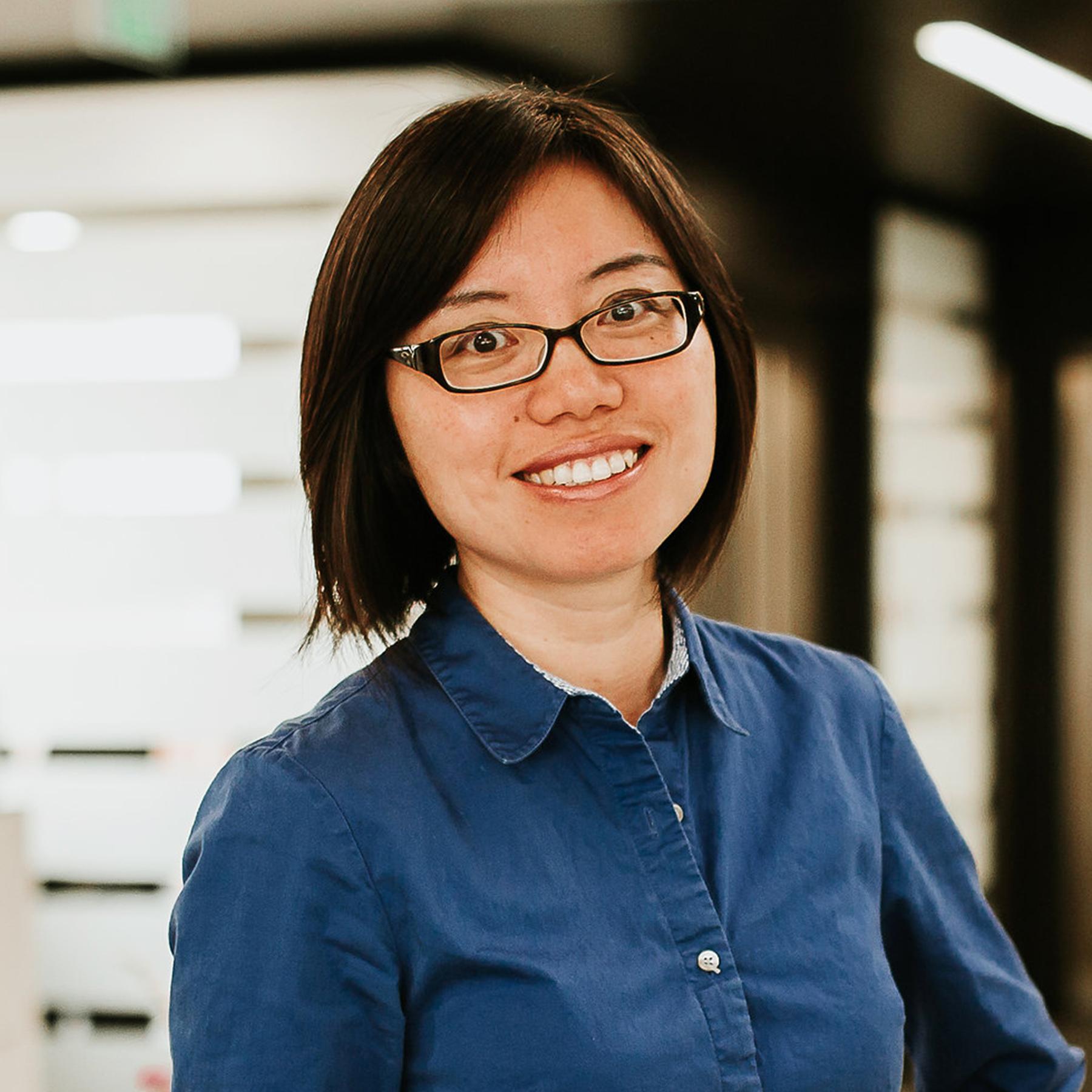 Li Wang , AIA, LAP BD+C Vice President