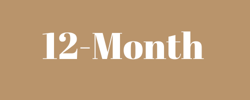 12 Months - Transformation (VIP)   - Flexible call frequency, 30 sessions total (typically 4 sessions/month the 1st quarter, 3 sessions/month the 2nd quarter, 2 sessions/month the 3rd quarter, and 1 session/month the 4th quarter)  - Call recordings  - E-mail follow-up in between sessions  - Review of documents pertinent to our work (e.g. assessments, evaluations, or memos you received) if/when needed  - VIP extended hours available for scheduling outside of regular business hours  - VIP bonuses (e.g. free access to time optimization course materials, archived group Q&A call recordings, and any new programs created while we are working together)  - VIP priority (e.g. priority in scheduling any talk or training you'd like me to deliver to your team or at your next event)  - $7,500 paid in full (or 9 monthly payments of $900