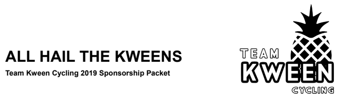 Click for PDF of 2019 Sponsorship packet