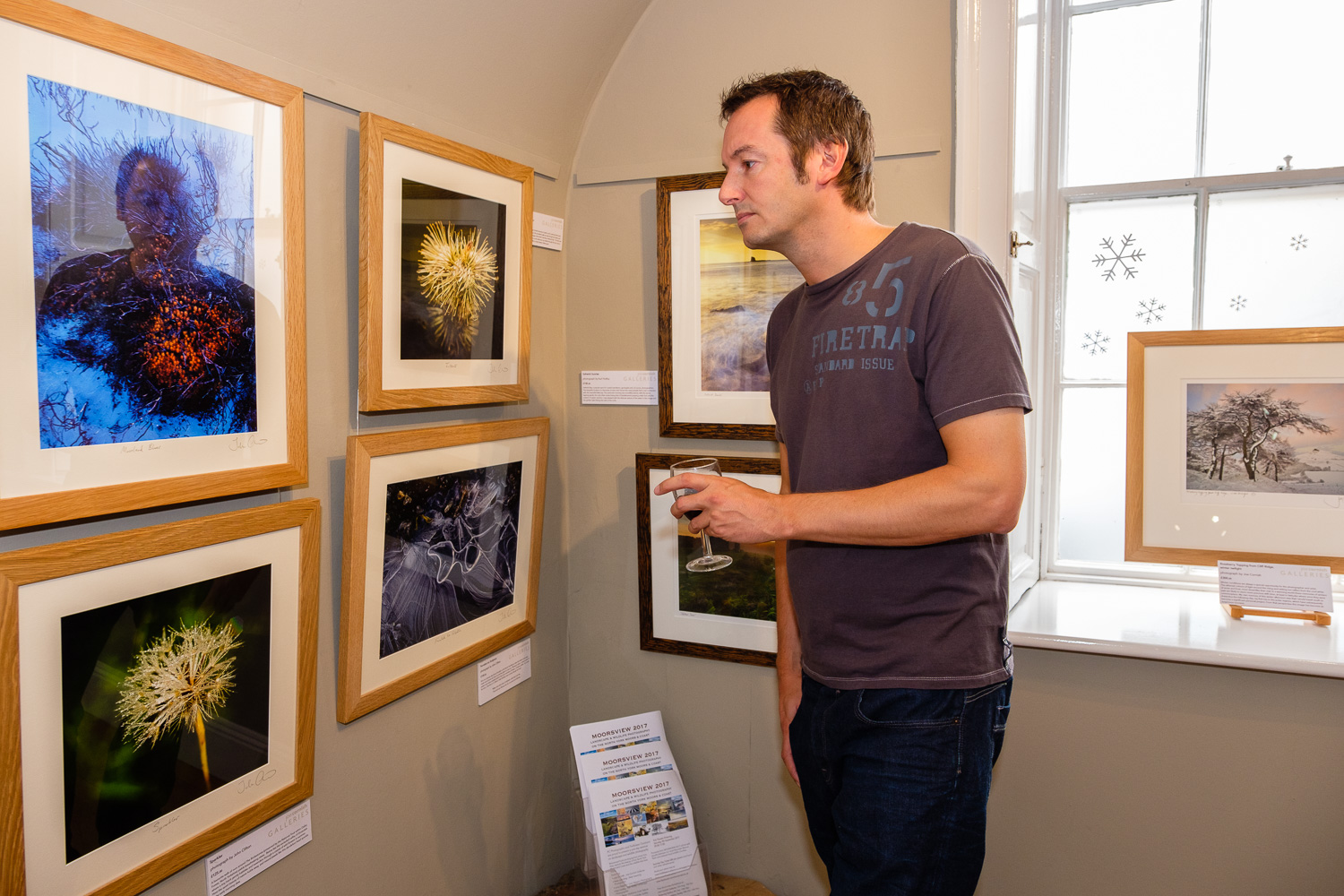 Joe Cornish Gallery Exhibition Launch