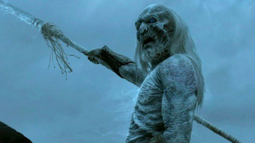 This is a White Walker.