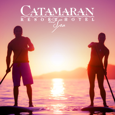 Catamaran Resort Hotel & Spa  EMAIL DESIGN
