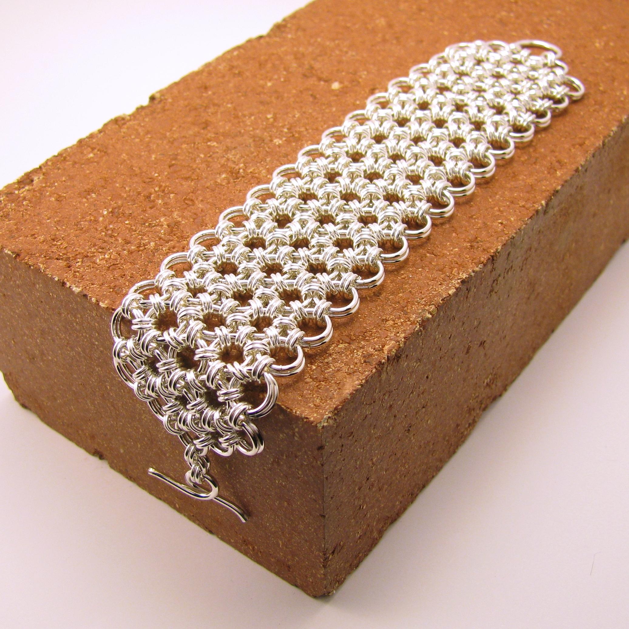 Japanese Lace 5 Row Bracelet.jpg