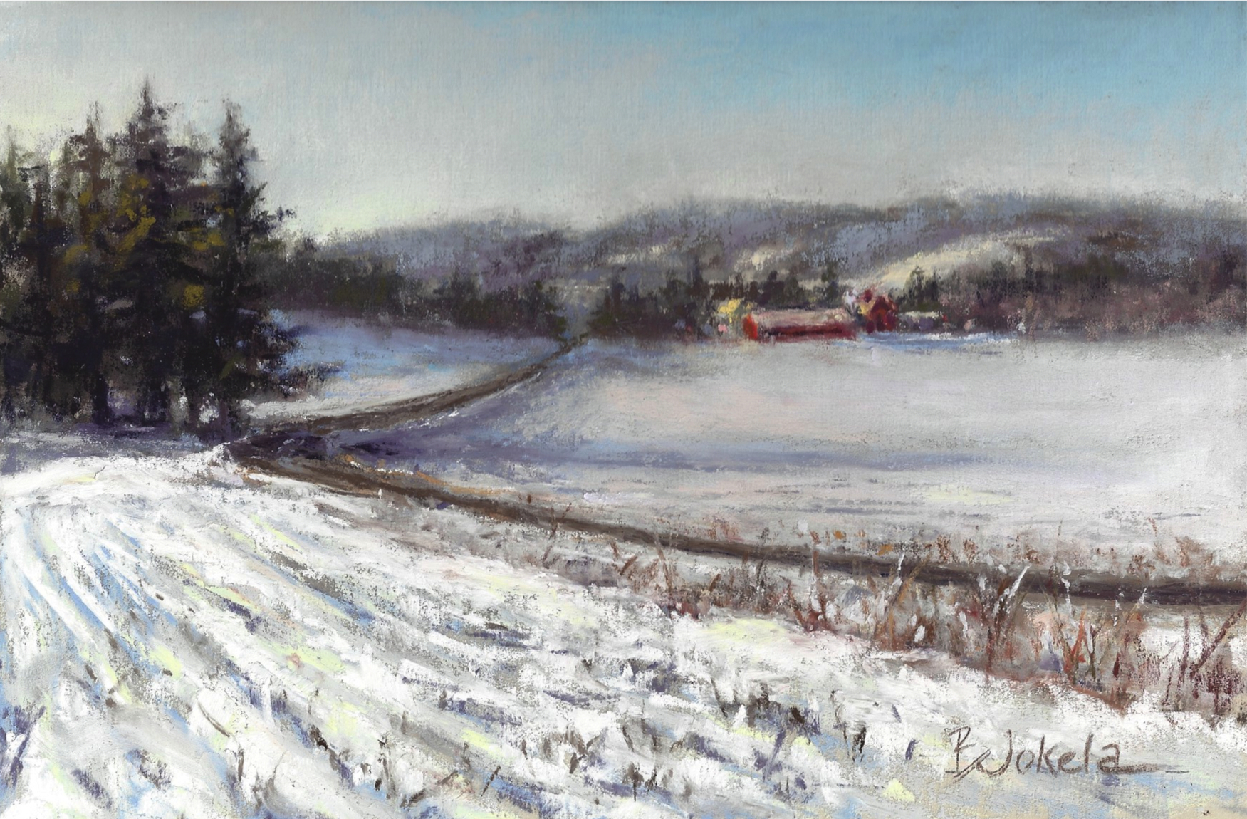Sogn Valley Winter