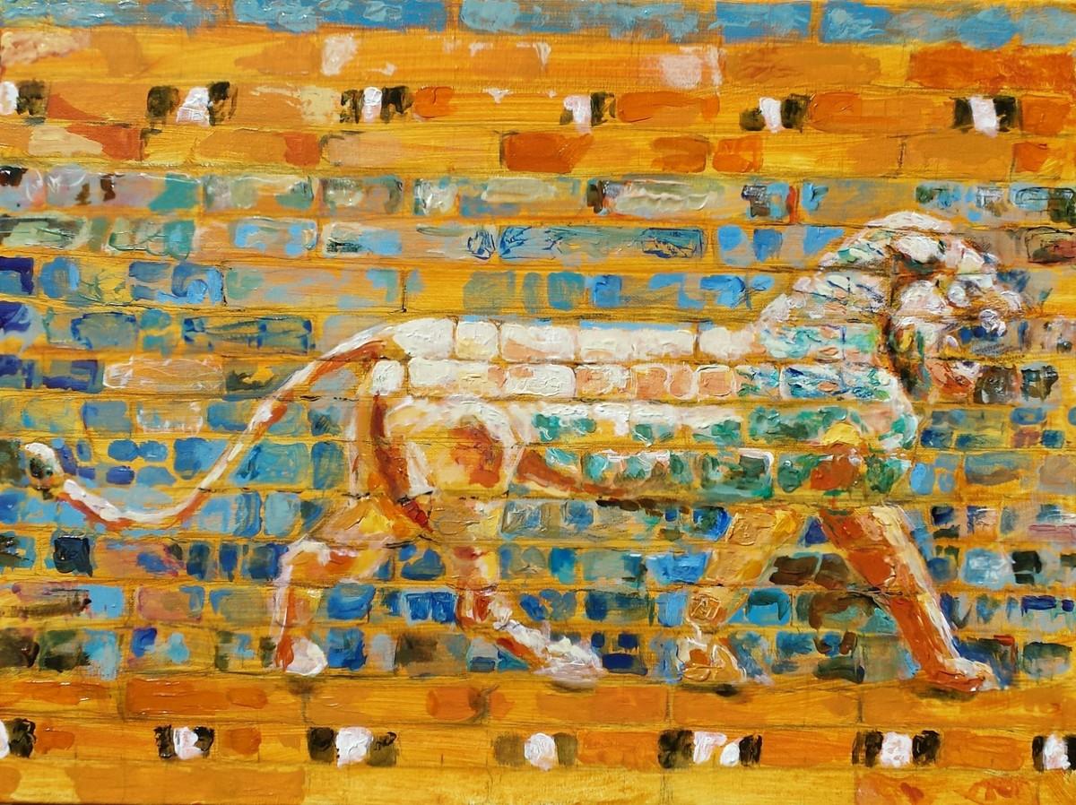 Lion of Ishtar